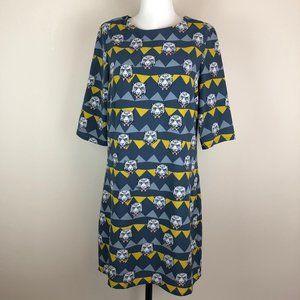 Sugarhill Boutique Tiger Print Shift Dress